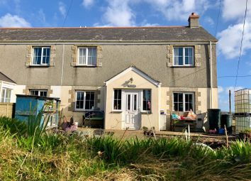 Thumbnail 4 bed semi-detached house for sale in Newtown, Germoe, Penzance