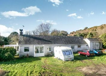 Thumbnail 3 bed detached house for sale in Mynydd Mechell, Amlwch, Anglesey