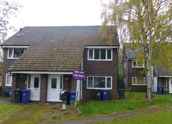 Thumbnail 2 bed flat to rent in Kirkhill Close, Armthorpe, Doncaster