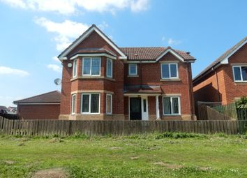 Thumbnail 4 bed detached house for sale in Applewood Close, Worksop