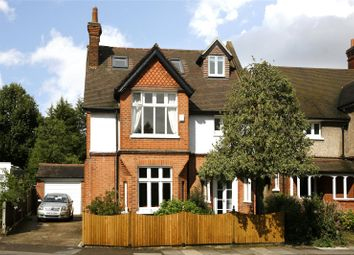 Thumbnail 4 bedroom detached house for sale in Kingswood Road, Wimbledon