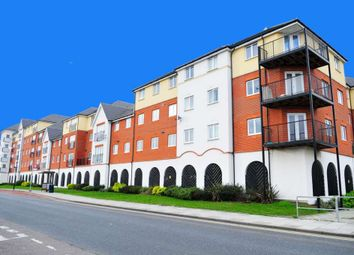 Thumbnail 2 bed flat to rent in Long Acre House, Pettacre Close