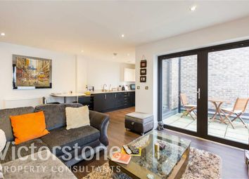 Thumbnail 1 bed flat for sale in Axio Way, Bow, London