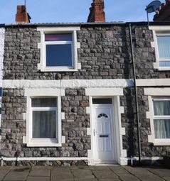 Thumbnail 2 bed terraced house for sale in Gwendoline Street, Cardiff