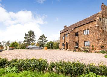 Thumbnail 6 bed detached house to rent in Newnham Bridge, Tenbury Wells, Worcestershire