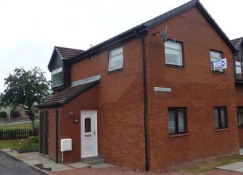 Thumbnail 2 bed flat for sale in Calderview, Motherwell