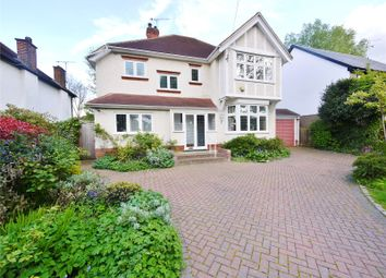 Thumbnail 4 bed detached house for sale in Park Way, Shenfield, Brentwood, Essex