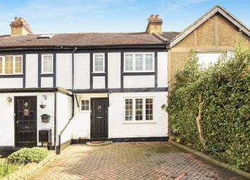Thumbnail 2 bed terraced house for sale in Whittaker Road, North Cheam, Sutton