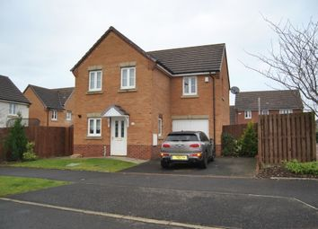 Thumbnail 3 bed detached house for sale in Cairnwell Gardens, Motherwell