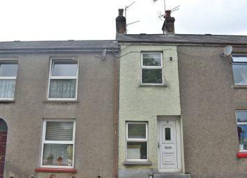 Thumbnail 2 bed terraced house for sale in School Terrace, Monkton, Pembroke