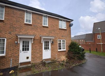 Thumbnail 2 bed end terrace house to rent in Dunstans Drive, Winnersh, Wokingham, Berkshire