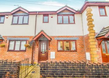 Thumbnail 3 bed terraced house for sale in Taff Street, Tongwynlais, Cardiff
