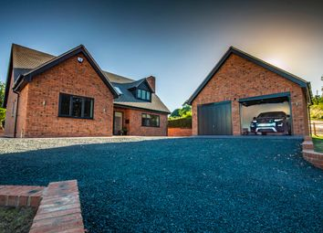 Thumbnail 4 bed detached house for sale in Hopton Wafers, Kidderminster