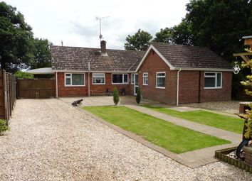 Thumbnail 3 bedroom detached bungalow for sale in Cromer Road, Hainford, Norwich