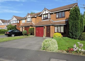 Thumbnail 4 bed detached house for sale in Tytherington Drive, Levenshulme, Manchester