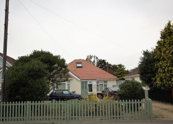 Thumbnail 3 bed detached bungalow to rent in Brook Lane, Sarisbury Green, Southampton