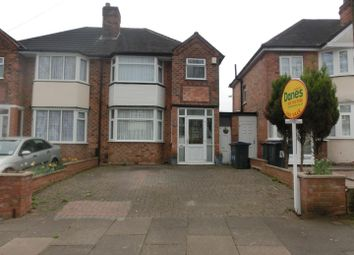 3 bed semi-detached house for sale in Sunnymead Road, Yardley, Birmingham B26