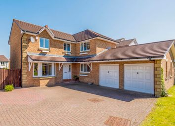 Thumbnail 5 bed property for sale in Birrell Gardens, Murieston, Livingston