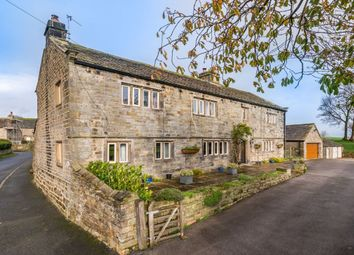 Thumbnail 4 bed detached house for sale in Clifton Lane, Newall With Clifton, Otley