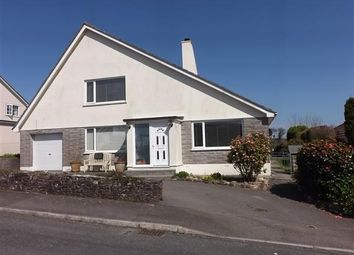 Thumbnail 4 bed detached house to rent in Barton Meadow, Pelynt Looe