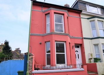 Thumbnail 1 bed flat for sale in South Furzeham Road, Brixham