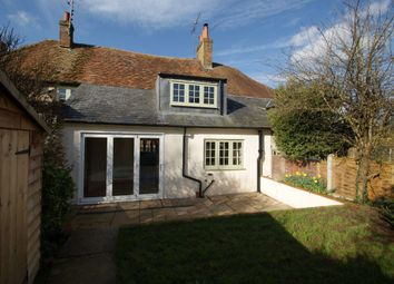 Thumbnail 2 bed terraced house to rent in Church Street, Collingbourne Ducis, Marlborough