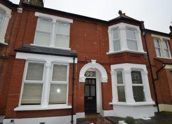 Thumbnail 1 bed flat to rent in Heathwood Gardens, London
