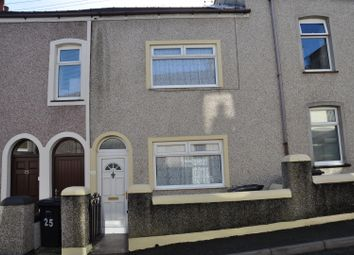 Thumbnail 2 bed property to rent in Station Street, Holyhead