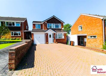 Thumbnail 5 bed detached house for sale in Linslade Close, Wolverhampton