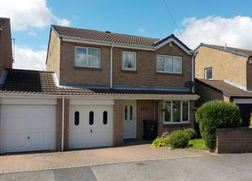 Thumbnail 5 bedroom detached house to rent in Western Avenue, Birstall, Batley