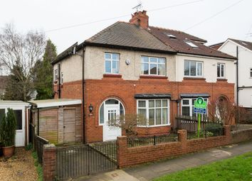 Thumbnail 3 bedroom semi-detached house for sale in Westminster Road, Clifton, York