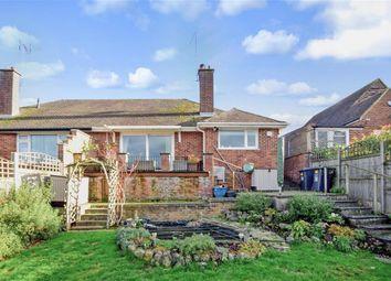 Thumbnail 2 bed semi-detached bungalow for sale in Annetts Hall, Borough Green, Sevenoaks, Kent