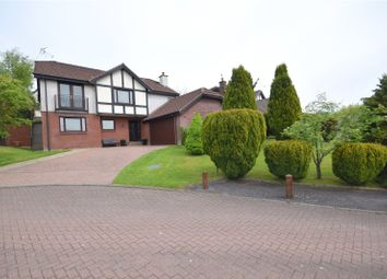 Thumbnail 4 bed detached house for sale in Maidens, Stewartfield, East Kilbride