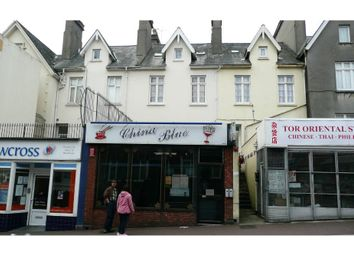 Thumbnail Restaurant/cafe to let in China Blue, Torquay