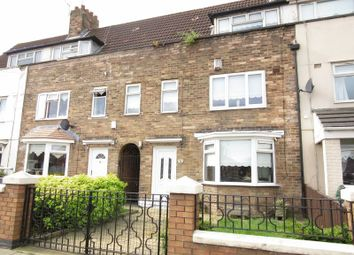 Thumbnail 4 bedroom terraced house for sale in Bulford Road, Liverpool