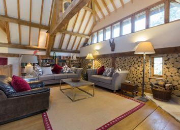 Thumbnail 2 bed barn conversion to rent in Hedsor Park, Taplow, Maidenhead