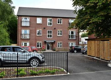 Thumbnail 2 bed flat for sale in Parkside Court, Churchfields, Bromsgrove