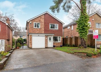 Thumbnail 4 bed detached house for sale in Birkdale Drive, Alwoodley, Leeds