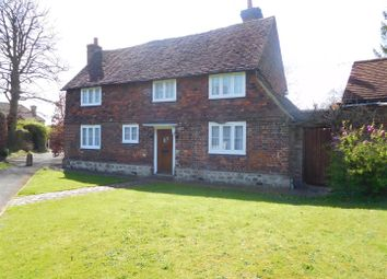 Thumbnail 3 bed detached house for sale in The Green, Otford, Sevenoaks