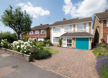 Thumbnail 4 bed detached house for sale in Wolds Drive, Keyworth, Nottingham