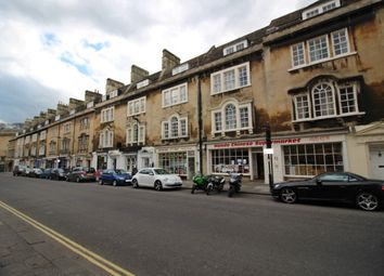 Thumbnail 3 bedroom flat to rent in St. James's Parade, Bath
