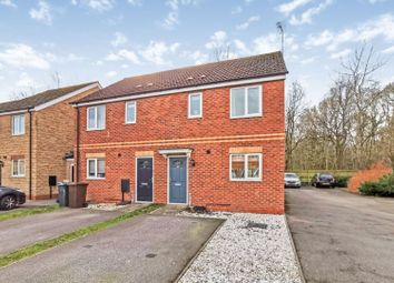 3 bed terraced house for sale in Cherry Blossom Court, Lincoln LN6