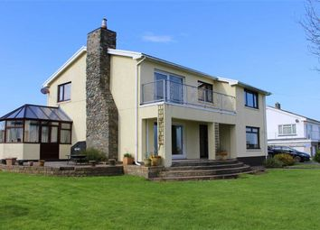 Thumbnail 4 bed detached house for sale in Lighthouse Drive, Llanstadwell, Milford Haven