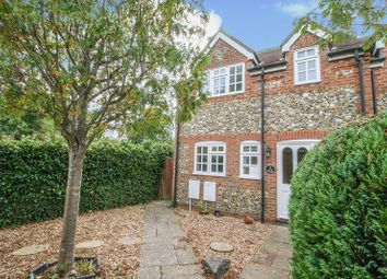 Thumbnail 2 bed end terrace house for sale in Woodbury Close, Bourne End