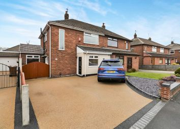 Thumbnail 3 bed semi-detached house for sale in 29 Calderhurst Drive, St. Helens