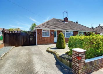 Thumbnail 2 bed semi-detached bungalow for sale in Durrington Lane, Salvington, West Sussex