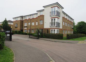 Thumbnail 2 bed flat for sale in Akerlea Close, Netherfield, Milton Keynes