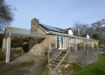 Thumbnail 4 bed detached bungalow for sale in Nr St. Cleer, Liskeard, Cornwall