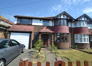 Thumbnail 4 bed semi-detached house to rent in Chiltern Drive, Berrylands, Surbiton