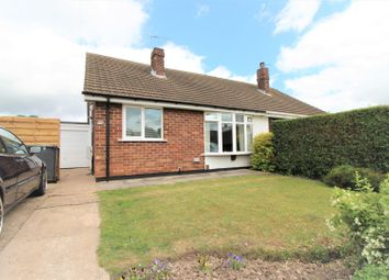 Thumbnail 3 bed semi-detached bungalow for sale in Elm Close, Keyworth